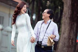 Sao Việt bày tỏ tình cảm dành cho cha