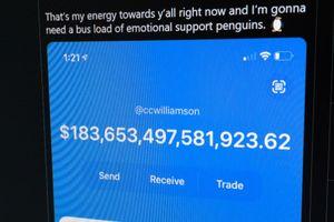 Ví coin của sinh viên Mỹ hiện 183.653 tỷ USD, Coinbase chưa khắc phục