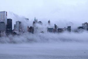 Sương mù hình thành như thế nào?