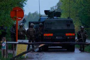 Cảnh sát Bỉ tìm được thi thể khi lùng sục quân nhân mất tích