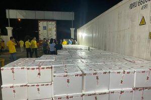 Sóc Trăng tiêu thụ 28 tấn vải thiều của Bắc Giang trong vòng 5 ngày
