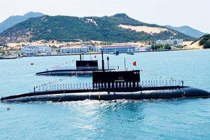 Sức mạnh Lữ đoàn Tàu ngầm 189 Hải quân