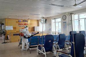 Bệnh viện K bảo đảm an toàn khi hoạt động trở lại