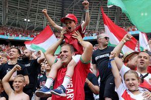 EURO 2020 thật sự là ngày hội tại Hungary