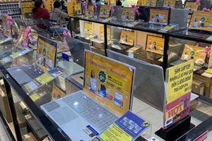 Laptop liên tục tăng giá mạnh