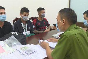 Bắt giữ nhóm đối tượng từ Hải Phòng vào tỉnh Đắk Lắk hành nghề 'thất đức'