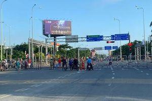 Quận Bình Tân (TP HCM): Kiểm soát chặt 24/24 giờ, không cho người ra vào vùng cách ly