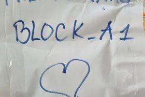 Hình ảnh 'đốn tim' cộng đồng mạng trong 1 khu cách ly ở TP HCM