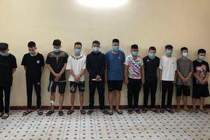 Tuyên Quang: Xử lý nhóm thanh, thiếu niên ném gạch, đá vào trụ sở Công an