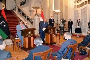 Ngoại trưởng Libya đánh giá cao vai trò của Ai Cập trong thành công của tiến trình đối thoại