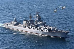 Chuyên gia Nga: Video mô phỏng tên lửa Mỹ tấn công tàu tuần dương Nga chỉ là 'trò chơi máy tính'