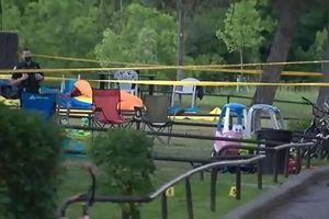 Nổ súng tại Canada: 3 trong số 4 nạn nhân là trẻ em