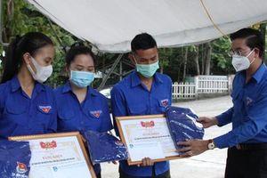 Đà Nẵng tuyên dương 19 đội hình thanh niên xung kích chống dịch