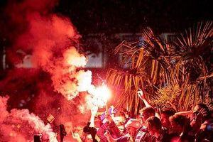 EURO 2020: Người Scotland lo ngại fan bóng đá mang biến chủng Delta về từ Anh