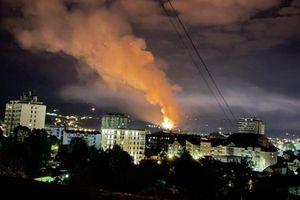Nổ nhà máy sản xuất vũ khí ở Serbia, 3 người bị thương