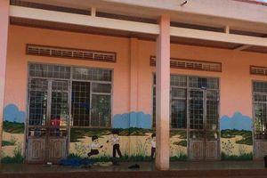 Đắk Lắk: Phát hiện thi thể thiếu nữ đang phân hủy trong phòng học
