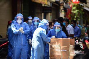 TP.HCM dồn tổng lực dập dịch Covid-19 trong 7 ngày cuối giãn cách