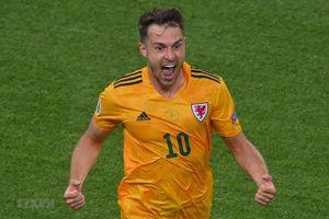 EURO 2020: Aaron Ramsey - Bài toán đố đối với đội tuyển Italy