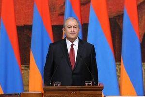 Trên 2,5 triệu cử tri Armenia đi bỏ phiếu bầu cử quốc hội sớm