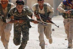 Điên cuồng tấn công, IS 'giãy dụa' trước đòn hợp lực 'nhả đạn' của Nga-Syria