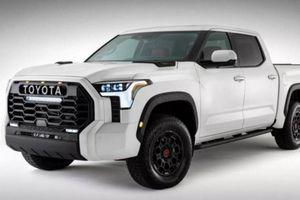 Toyota bất ngờ ra mắt bán tải Tundra 2022 sớm hơn dự kiến