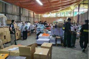 Triệt phá đường dây sách giáo khoa giả thu lợi gần 50 tỷ đồng ở Hà Nội