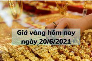 Giá vàng hôm nay ngày 20/6/2021: Vàng trong nước giảm theo thế giới, thị trường trầm lắng