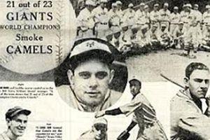 Lịch sử quảng cáo thể thao: Thuốc lá, đồ uống có ga, và...