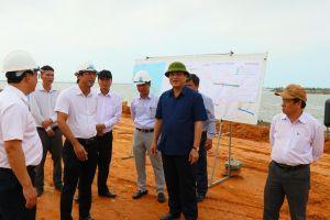 Quảng Nam: Tăng cường vai trò lãnh đạo của Đảng trong các dự án trọng điểm