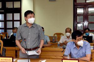 'Tổ COVID cộng đồng là vấn đề chiến lược cho phòng chống dịch ở Hà Tĩnh'