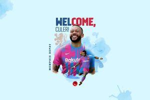 Barca chính thức sở hữu ngôi sao của ĐT Hà Lan ở EURO 2021