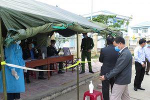 Quảng Ngãi sẽ giám sát chặt chẽ người về từ TP.HCM và TP Đà Nẵng