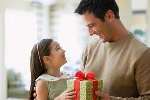 Ngày của Cha, nên tặng quà gì?