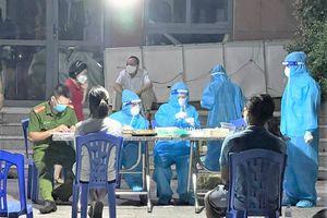 Kết quả xét nghiệm khẳng định của 7 người dương tính qua test nhanh ở TP Vinh