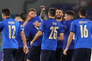Trực tiếp bóng đá Italy 0-0 Xứ Wales EURO 2020