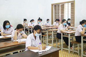 Học sinh được cấp giấy chứng nhận hoàn thành chương trình nếu không thi tốt nghiệp