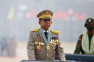 Tổng Tham mưu quân đội Myanmar đến Nga dự hội nghị an ninh