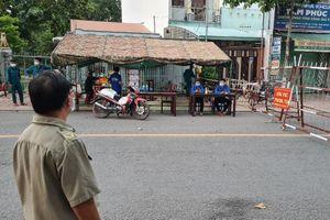 Thêm 4 phường của TP Thủ Dầu Một giãn cách theo Chỉ thị 16