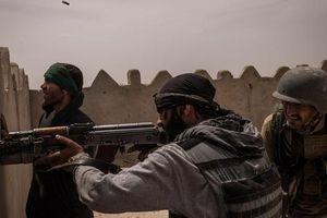Mỹ rút, Taliban tràn vào các thành phố quan trọng của Afghanistan