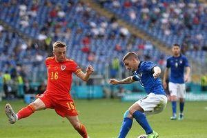 Italia 1-0 Xứ Wales: Verratti ra mắt như mơ, 'thiên thanh' toàn thắng