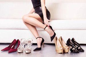 10 bí quyết chọn giày cao gót phù hợp và an toàn cho đôi chân của bạn