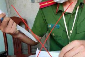 Bắc Giang: Lăng mạ công an vì bị phạt, thanh niên bị phạt thêm gấp 7,5 lần