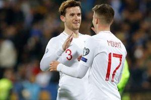 Tuyển Anh mất thêm hai cầu thủ Mount và Chilwell trong trận gặp CH Czech
