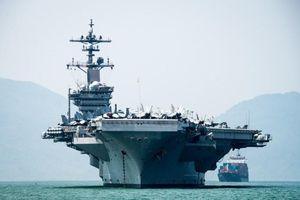 Mỹ đưa tàu sân bay đến AĐD-TBD giám sát hải quân Trung Quốc