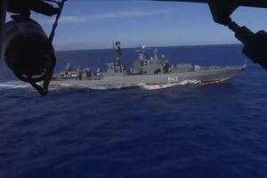 Hải quân Nga tập trận tấn công tàu sân bay gần Hawaii