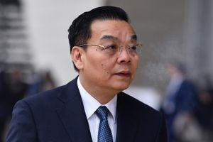 Ông Chu Ngọc Anh tái đắc cử chức Chủ tịch UBND Hà Nội