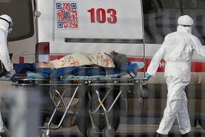 Nga có số ca tử vong vì Covid-19 theo ngày cao nhất trong 4 tháng