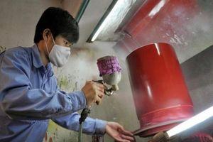 Gia tăng ô nhiễm không khí làng nghề trong thời tiết nắng nóng