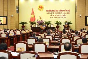 Hà Nội: Thông qua Nghị quyết quy định một số cơ chế chi đặc thù trong phòng, chống dịch Covid-19