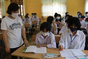 Ngày mai (24/6) học sinh lớp 12 Thái Nguyên được trở lại trường ôn tập